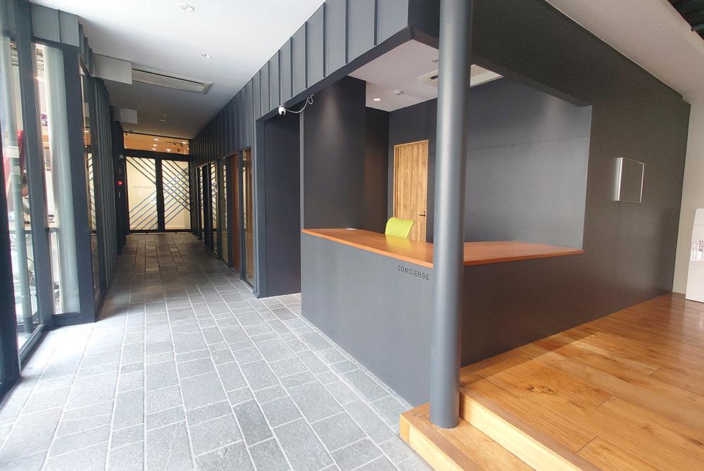 1階 オフィス専用入口