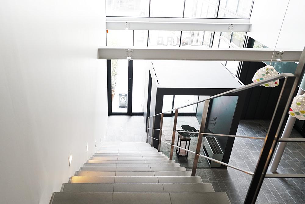2階 階段